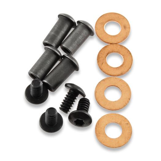 Squid Industries Hardware Kit Nautilus Black