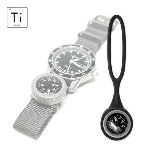 Prometheus Design Werx Expedition Watch Band Compass Kit