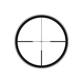 Leica Magnus 1-6.3x24 teleskopinis šautuvas, L-4a