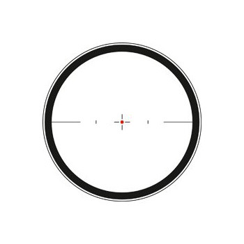 Leica Magnus 1.5-10x42 teleskopinis šautuvas, L-3D + rail