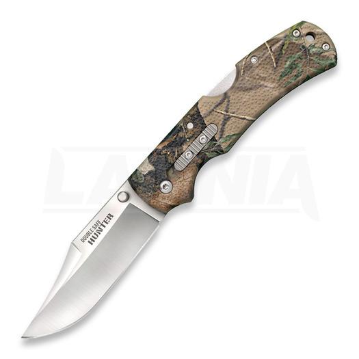 Cold Steel Double Safe Hunter סכין מתקפלת, camo 23JE