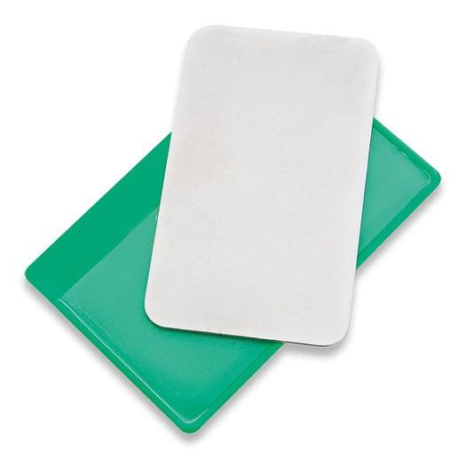Taskuteritaja DMT Dia-Sharp Credit Card, roheline