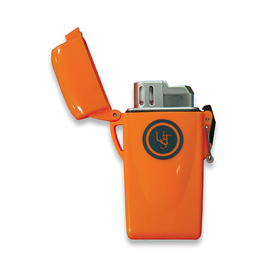 Запальничка UST Stormproof Floating Lighter, помара́нчевий