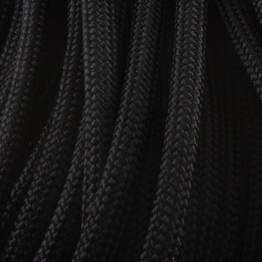 Marbles Paracord 550, Black 30,5m