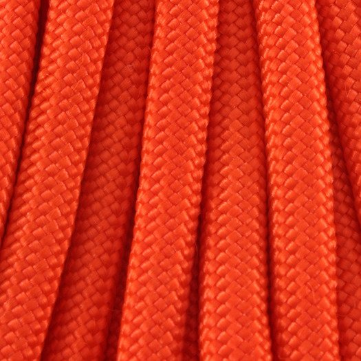 Paracord 550, Neon Orange 30,5m