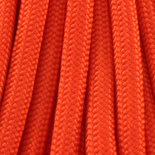 Paracord Naru 550, Neon Orange 30,5m