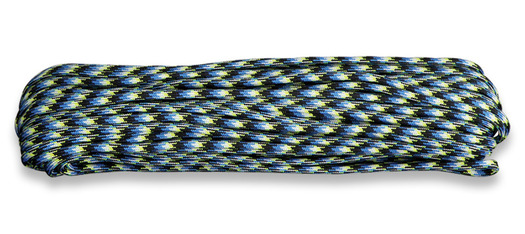 Paracord 550, Blue Snake 30,5m