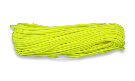 Paracord 550, Neon Yellow 30,5m
