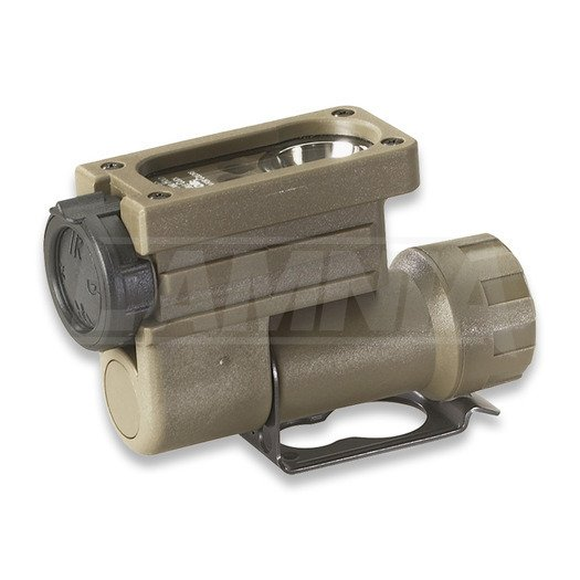 Streamlight Sidewinder Compact 战术手电筒, Coyote Tan
