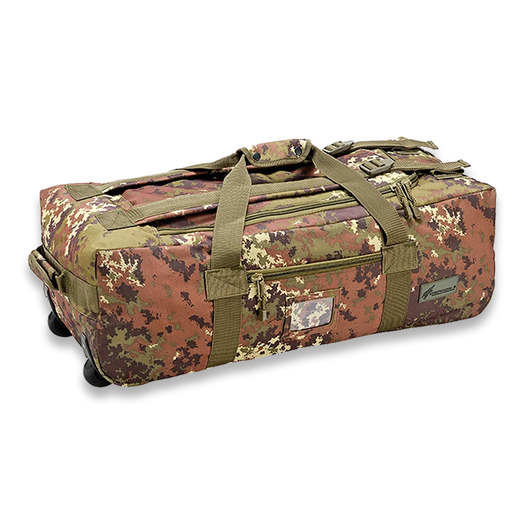 Defcon 5 Trollye travel bag 70L., camo