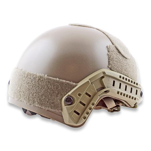 Defcon 5 Base Jump Sport Helmet, coyote tan