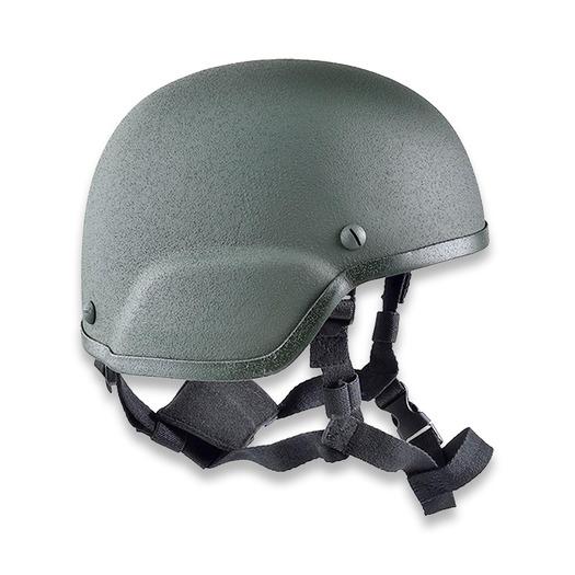 Defcon 5 Special Forces Mich FG helmet, olivgrön
