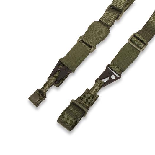 Defcon 5 Tactical riflestropp, grønn