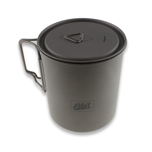 Esbit Titanium Pot, 750 ml.