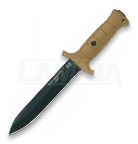 Original Eickhorn-Solingen Desert Command II Tactical-Knife