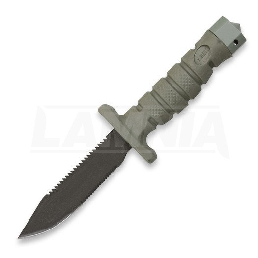 Cuțit tactic Ontario Knife ASEK Survival Knife System