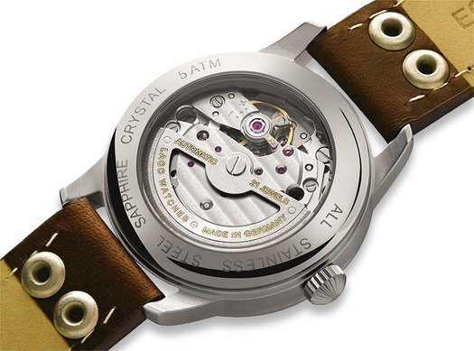 Laco Aachen pilot watch 战术手表