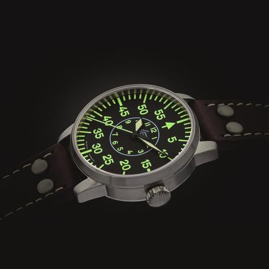 Laco Aachen pilot watch taktinis laikrodis