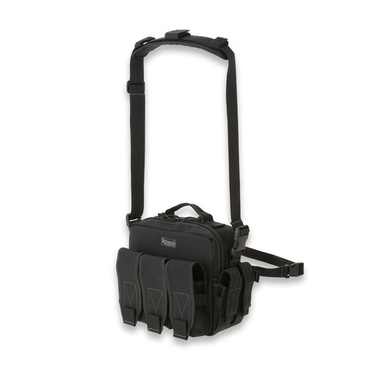 Maxpedition MAG BAG TRIPLE תיק צד, שחור PT1072B