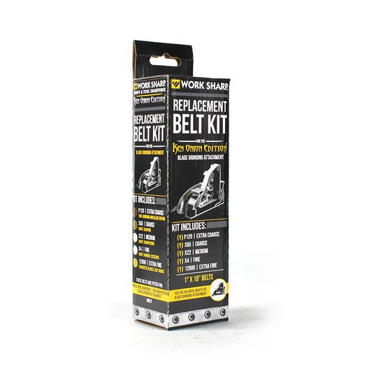 Work Sharp Ken Onion Blade Grinder belt kit