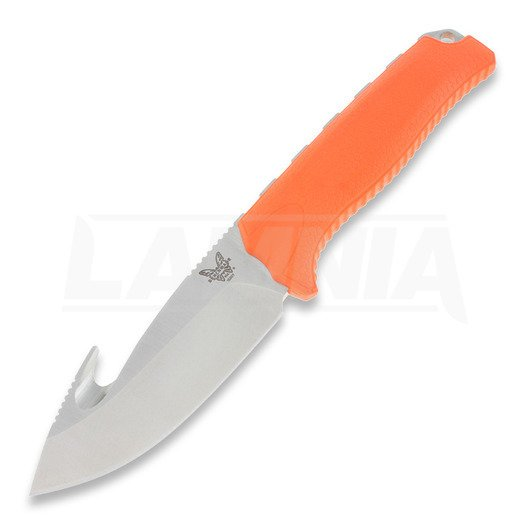 Мисливський ніж Benchmade Hunt Steep Country with Hook, помара́нчевий 15009-ORG