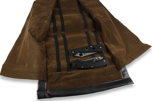 Safe and Sound Gear Knife Roll на 60 ножей