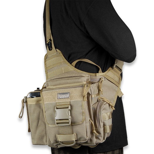 JUMBO MESSENGER BAG