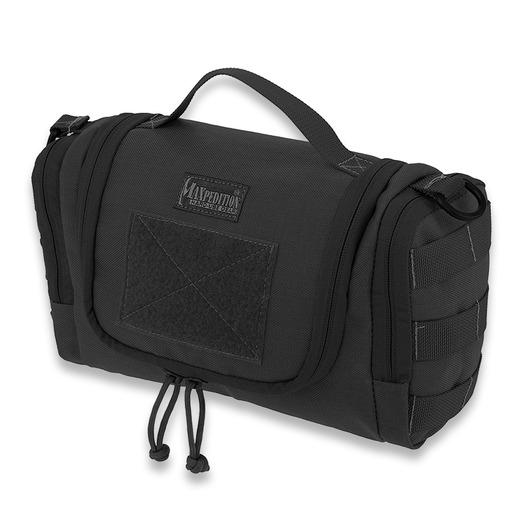 Maxpedition Aftermath Compact Toiletries Bag Tasche, schwarz 1817B
