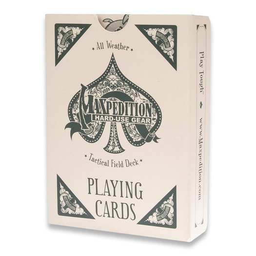 Maxpedition Playing Cards Deck TACFIELDDECK