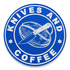 Audacious Concept - Knives and Coffee, blauw