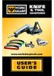 Knife & Tool Sharpener 220V