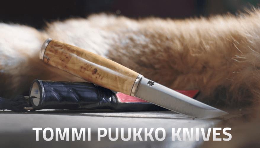 Tommi Puukko Knives